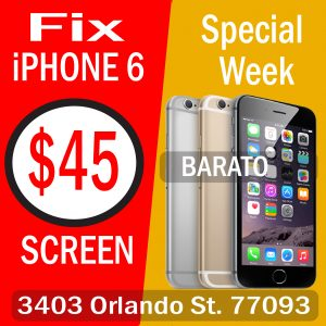 iphone 6 REPAIR houston