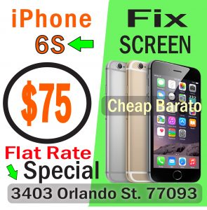 iphone 6S REPAIR houston