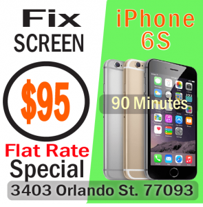fix iphone 6S houston