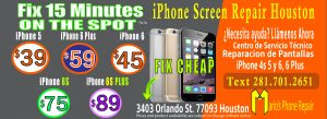 cheap iphone screen repair houston TEXAS