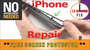 FREE SCREEN PROTECTOR IPHONE